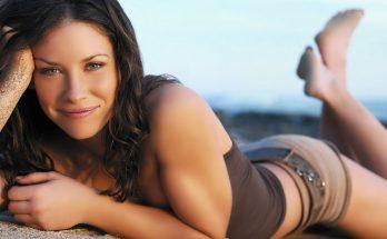 Evangeline Lilly Height Weight Bra Size Body Measurements