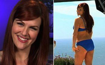 Sara Rue Height Weight Bra Size Body Measurements