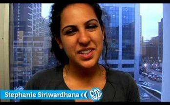 Stephanie Siriwardhana Height Weight Bra Size Body Measurements