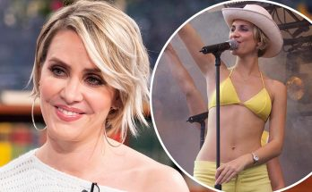 Claire Richards Height Weight Bra Size Body Measurements