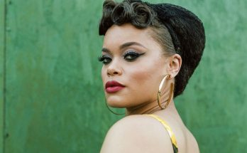 Andra Day Height Weight Bra Size Body Measurements
