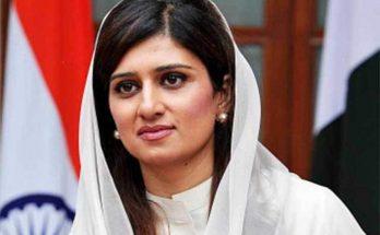 Hina Rabbani Khar Height Weight Bra Size Body Measurements