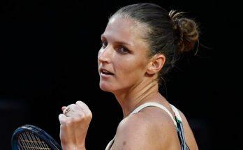 Karolina Pliskova Height Weight Bra Size Body Measurements