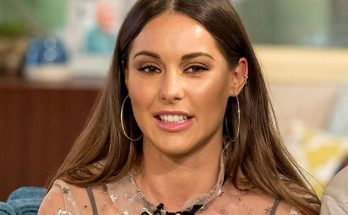 Louise Thompson Height Weight Bra Size Body Measurements
