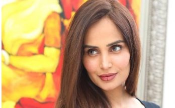 Mehreen Syed Height Weight Bra Size Body Measurements