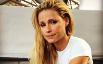 Michelle Hunziker Height Weight Bra Size Body Measurements