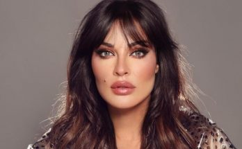 Nadine Nassib Njeim Height Weight Bra Size Body Measurements
