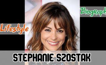 Stephanie Szostak Biography, Bra Size Body Measurements Height Weight