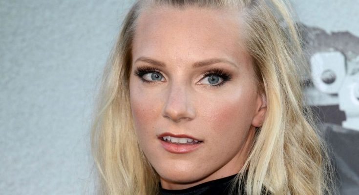 Heather Morris Height Bra Size Biography Quotes