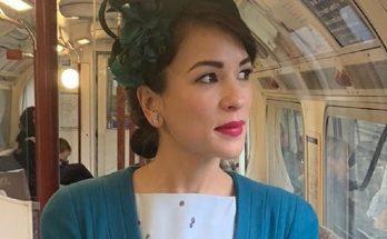 Rachel Khoo Bra Size Dress Size Biography Breasts Bust Size
